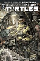 Teenage Mutant Ninja Turtles Macro-Series #1 Donatello